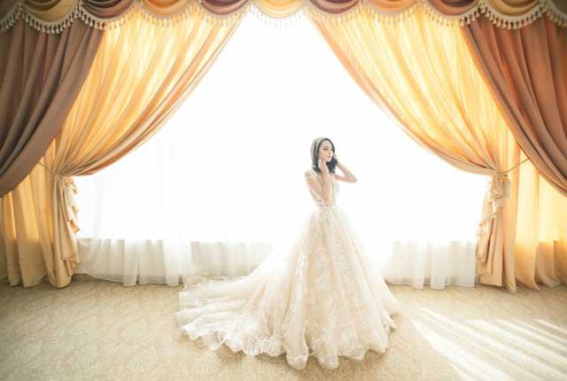 魔法のドレス