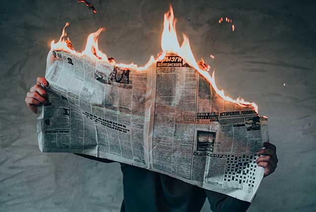 新聞は軽減税率
